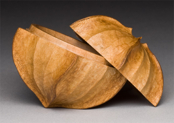 Silver maple box janel jacobson small sculptures and