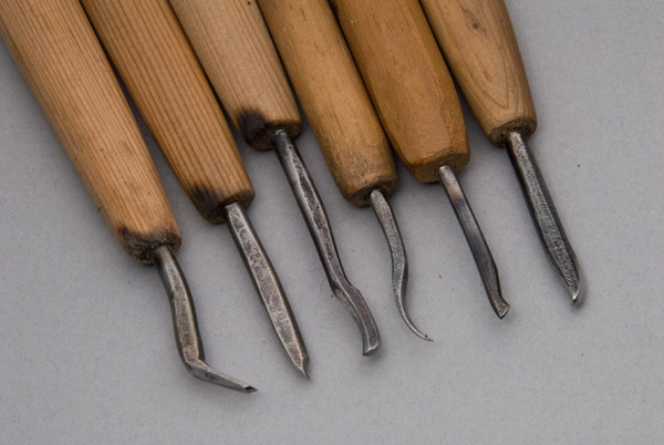 Tools janel jacobson small sculptures and netsuke
